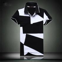 Mens Stylish Short Sleeve Casual Polos