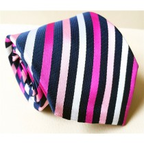 New Arrival 100% Silk Striped Men Tie