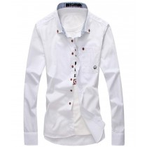 New Fashion Mens Casual Shirts