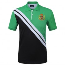 New Plus Size Sports Mens Polo Tshirts