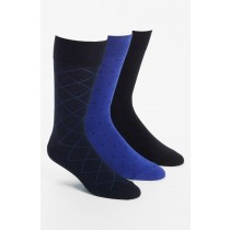 PATTERNED MENS SOCKS