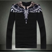 Plus Size Mens O Neck Graphic Tshirt
