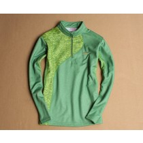 Quick Dry Long Sleeve Sports Women Polos