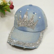 Women Casual Crown Fashion Summer Caps