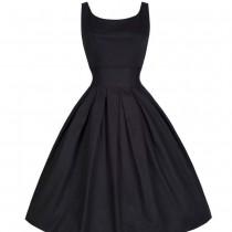 Womens Casual O-neck Dresses