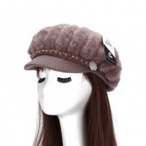 Womens Unique Pattern Knitted Hats