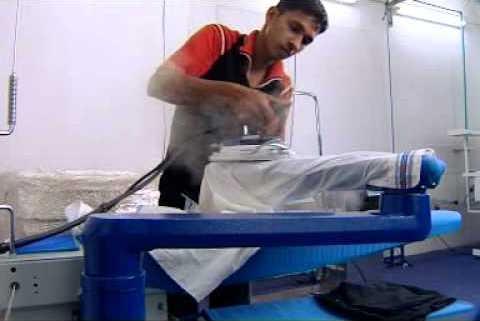 VEIT Vacuum Ironing tables
